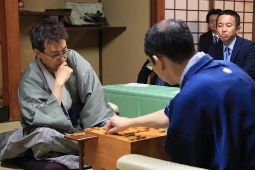 第57期王位戦第6局 羽生王位vs木村八段