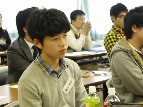 詰将棋回答選手権 藤井聡太二段