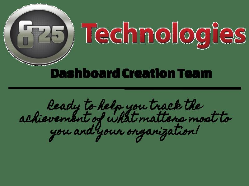 825Tech Dashboard Team