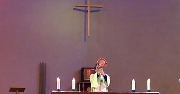 聖体による祝福
