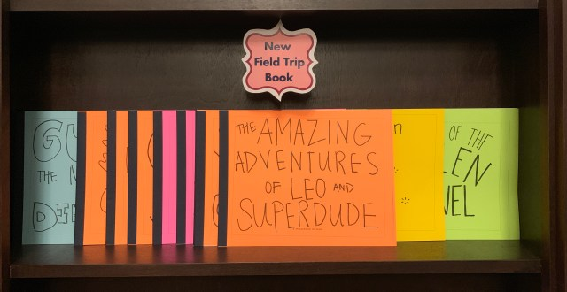 826DC field trip books