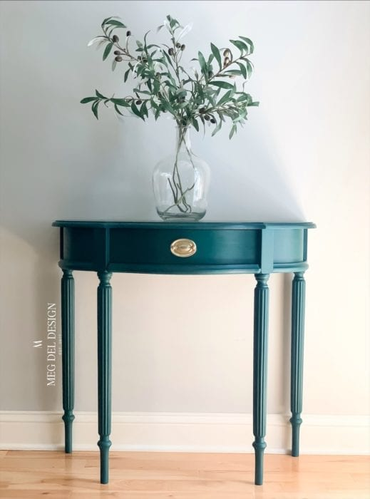 Dark Green Furniture Paint Mudpaint Vintage Furniture Paint Forest
