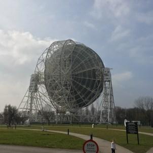 Jodrell Bank - Lovell Telescope