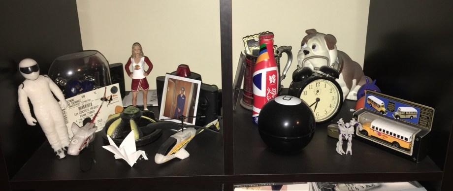 stuff shelf