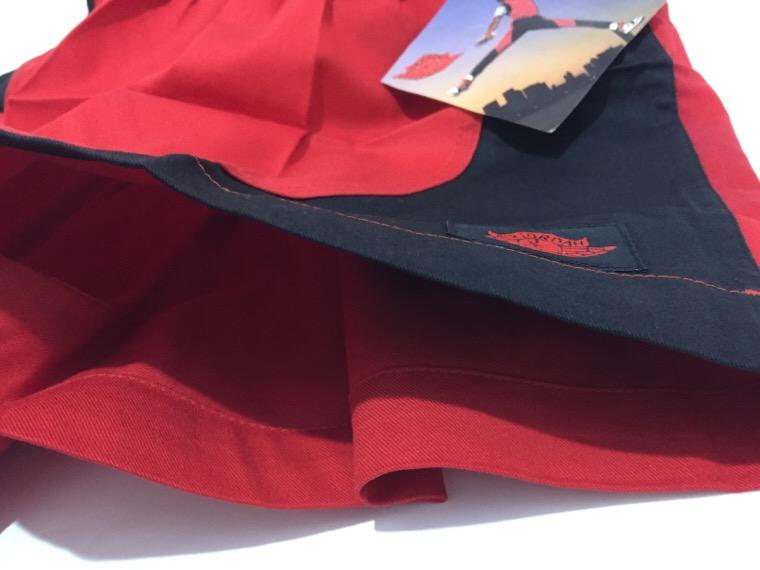 エアジョーダン1 パンツ ライバル校のカラー