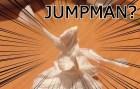 ジョーダン ジャンプマン ペーパークラフト