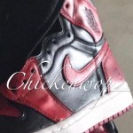 "fragment design x Air Jordan 1 ""Bred"" 新たな画像を入手"