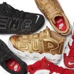 【更新】NIKELAB 国内5月1日 9時より発売! Supreme × Nike Air More Uptempo