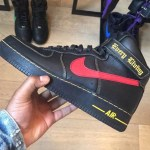 VLONE x NIKE AIR FORCE 1 HIGH 5色 詳細画像公開!