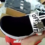 【動画】OFF-WHITE x NIKE SOCK DART 公開!