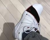 ジョーダン CP3 ホワイト
