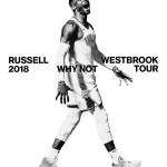 8月14日(火) ラッセル・ウェストブルックが来日!ナイキ原宿でトークセッション開催