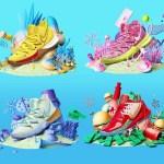 国内9月6日(金)発売!ナイキ カイリー x スポンジ・ボブ コレクション 新たな画像と動画公開