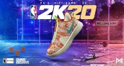 NBA 2K20 x ナイキ PG4 デジカモ GE