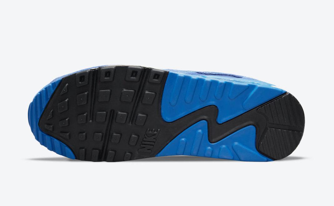 ナイキ エア マックス90 シグナルブルー DB0636-400