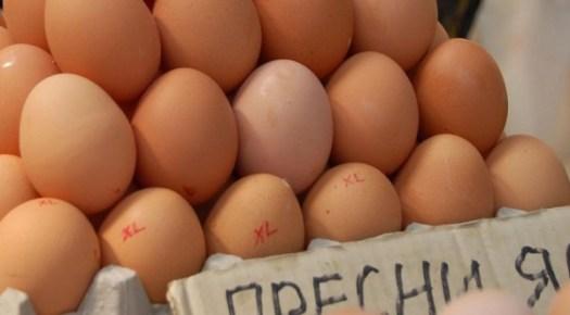 болгарские яйца