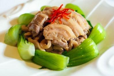 Fortune Villa - Steamed Pork with Shrimp Sauce