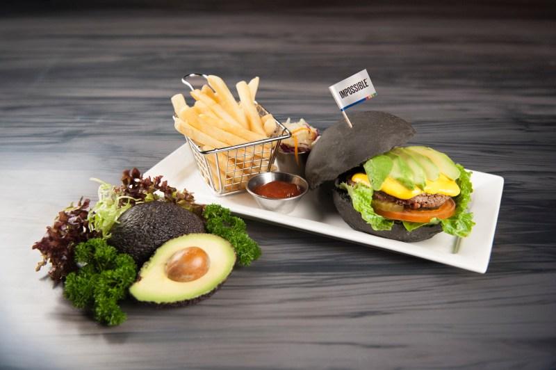 Impossible__Avocado Burger