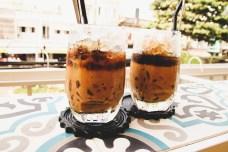 Ca Phe Sua Da (coffee with ice and condensed milk).JS