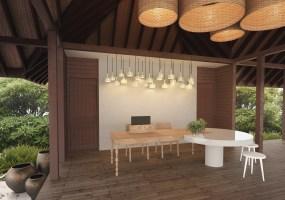 COMO Shambhala Retreat - Spa Reception