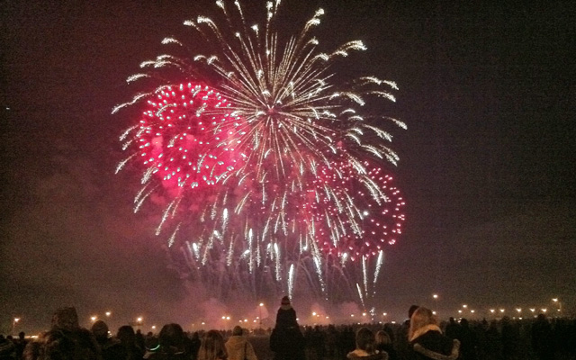 Blackheath fireworks attracts 100,000 people each year, boosting businesses across a wide area
