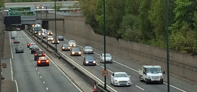 The Silvertown Tunnel will add to A2 traffic heading south through Eltham