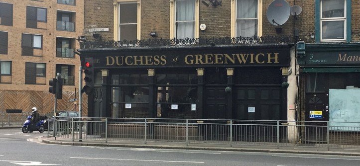 Welcome to the Duchess Bar