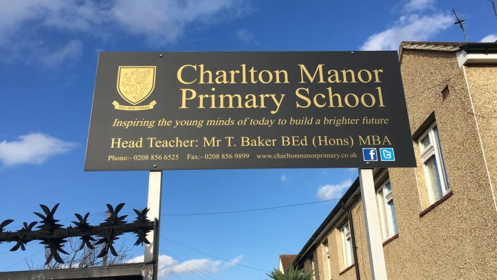 Charlton Manor school