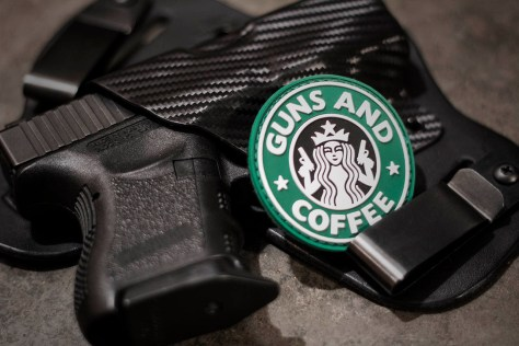 Guns and Coffee IMG_8505