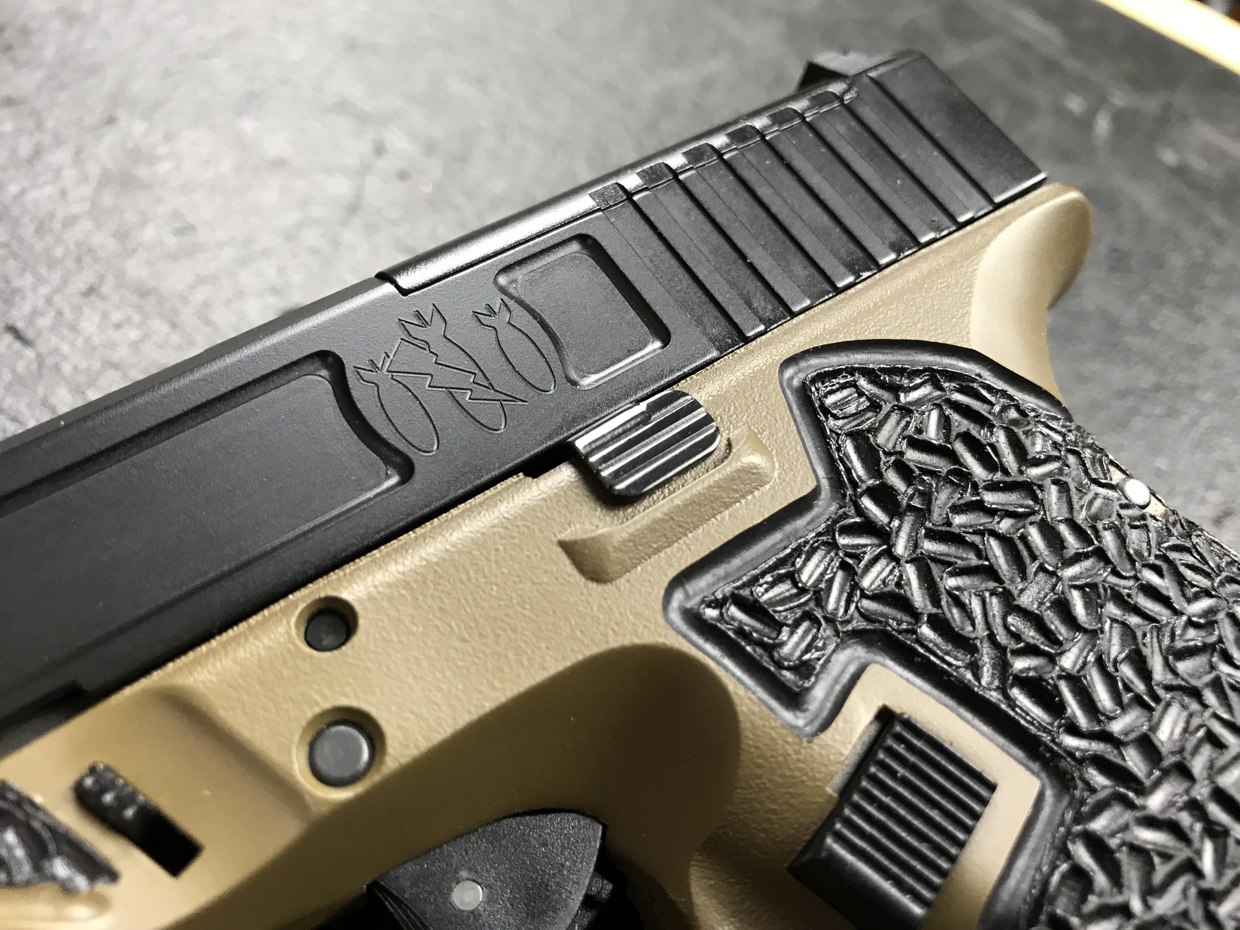 Danger Close Armament Signature GLOCK 19 Unboxing | 8541 TACTICAL