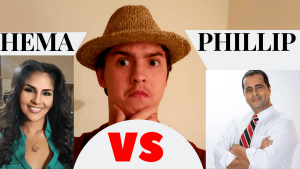 Phillip Alexander VS Hema Ramkisson? FEMINIST GROUP UPSET!