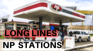 NP Gas stations ram out, after Paria Fuel cuts Unipet supply.