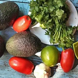 The Very Best Guacamole (vegan, gf)