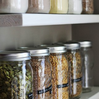 Detox Week 4 + DIY Open Pantry Shelves