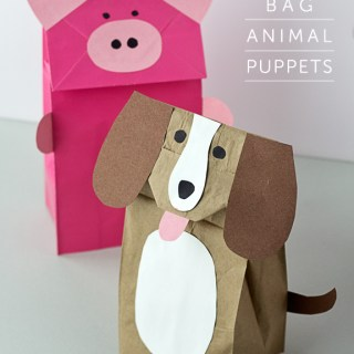 Test Report: DIY Paper Bag Animal Puppets