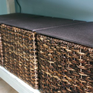DIY Basket Lid Tutorial