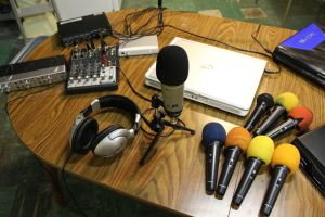the Mutliple Guests Podcast Setup