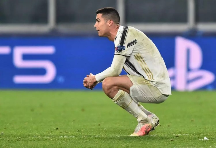 UEFA Champions League Remains Out Of Reach For Juventus