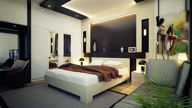 30+ Great Modern Bedroom Design Ideas (update 08/2017