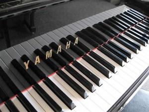 Yamaha model GP-1 grand piano
