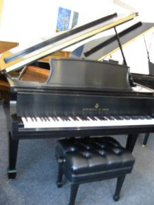 Steinway model L Living Room Grand Piano