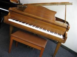 Weber Petite Grand Piano