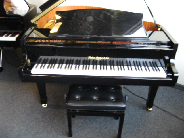 Hallet Davis model H-152 Grand Piano… SOLD