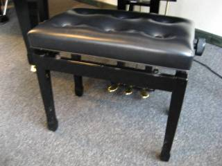Hallet Davis model H-152 Grand Piano