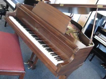 Wheelock Grand Piano