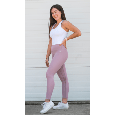 Explore Leggings - Lilac