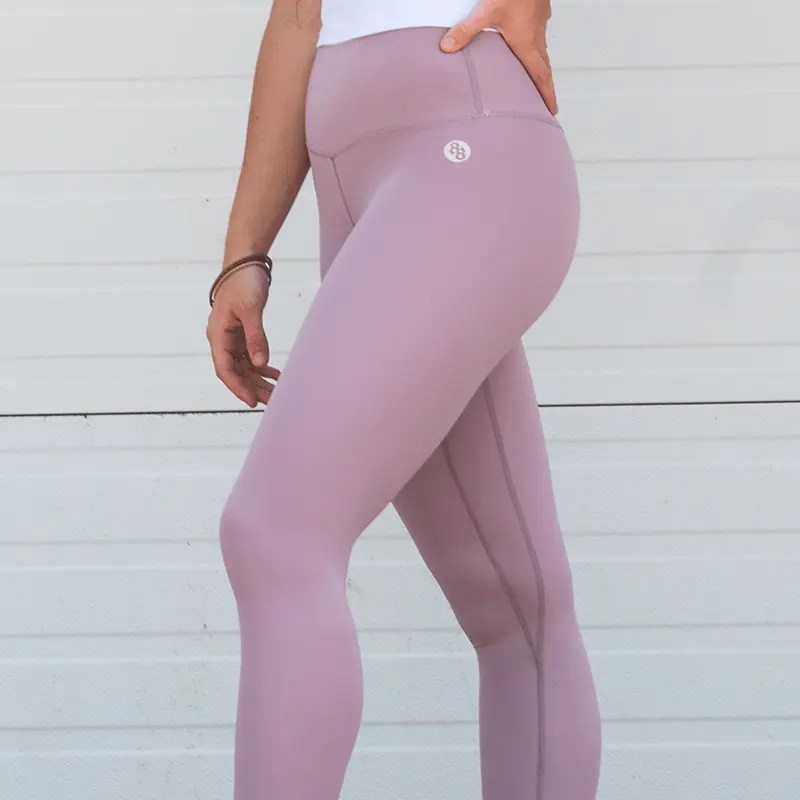 explore leggings lilac front