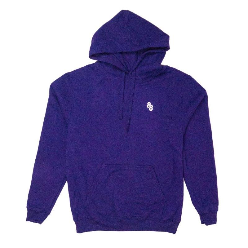 Product Image front Royal purple camo Kanga Hoodiee