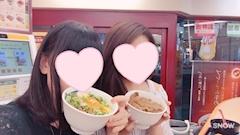 池袋JK制服キャバクラ【はちみつくろーばー】うづき 牛丼