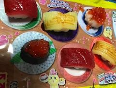 池袋JK制服キャバクラ【はちみつくろーばー】りほ お寿司を作った